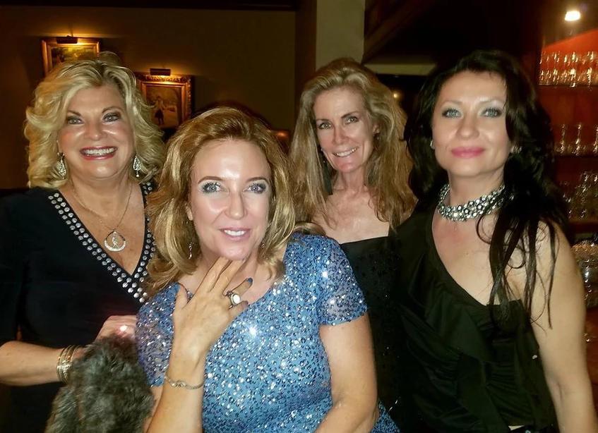 Barbara Heilman, Simone Desiderio, ,Pamela OConnor, Maria Magdalena