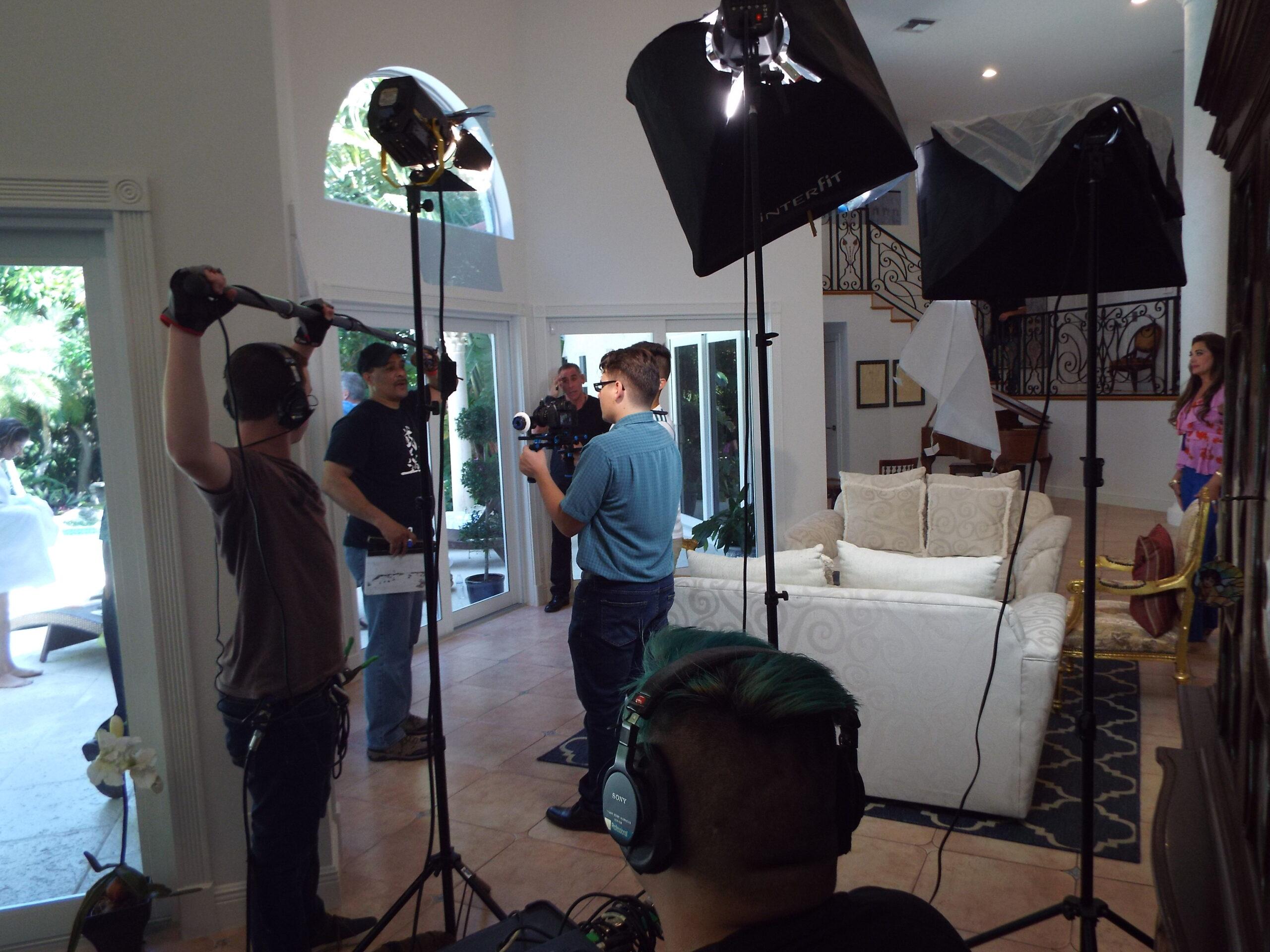 Cult Cartel Filming