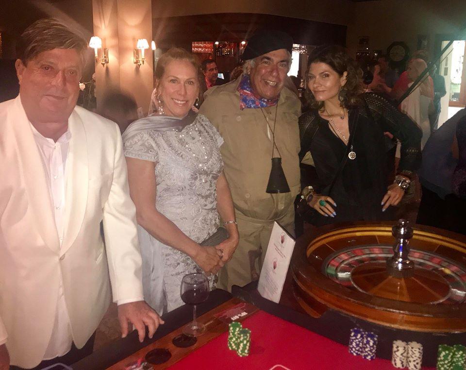 Tina Tillman, Joe Budd, Cristiana Shields