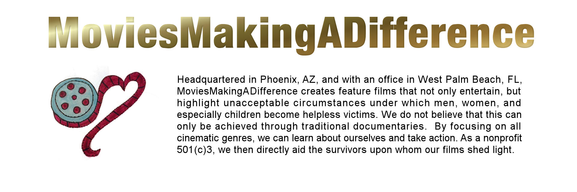 MoviesMakingADifference-STOP Human Trafficking