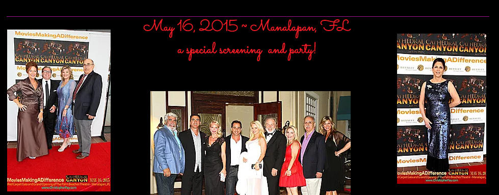 Red Carpet Gala May 2015
