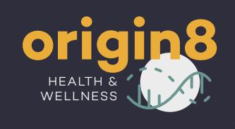 Origin8 Health and Wellness