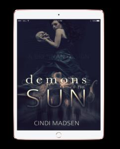 Demons of the Sun iPad