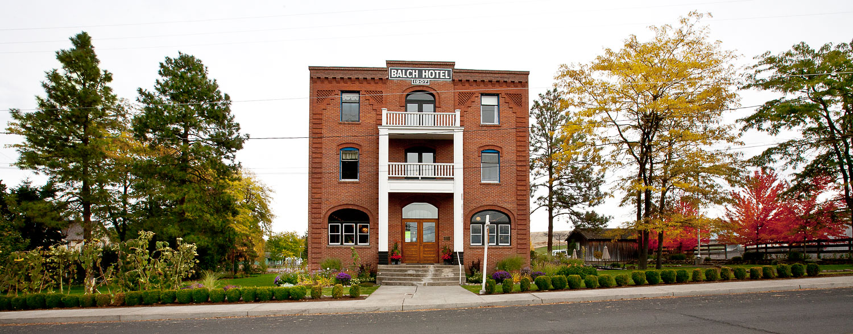 Balch Hotel, Dufur, Oregon