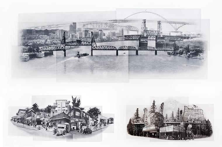 Three new prints (etchings)
