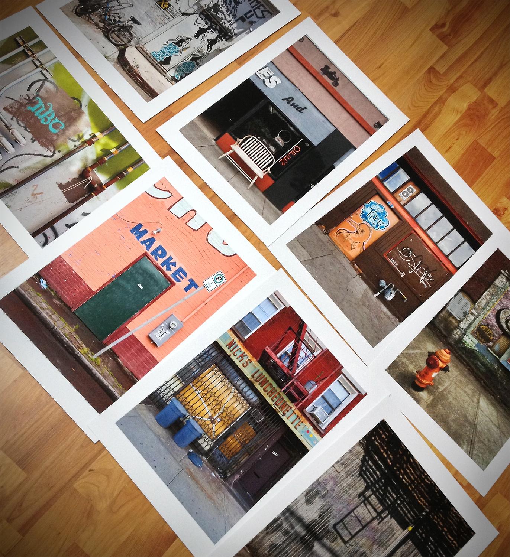 Urban Graphic Photo Prints