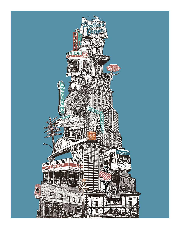 Chromatic Tower of Portland