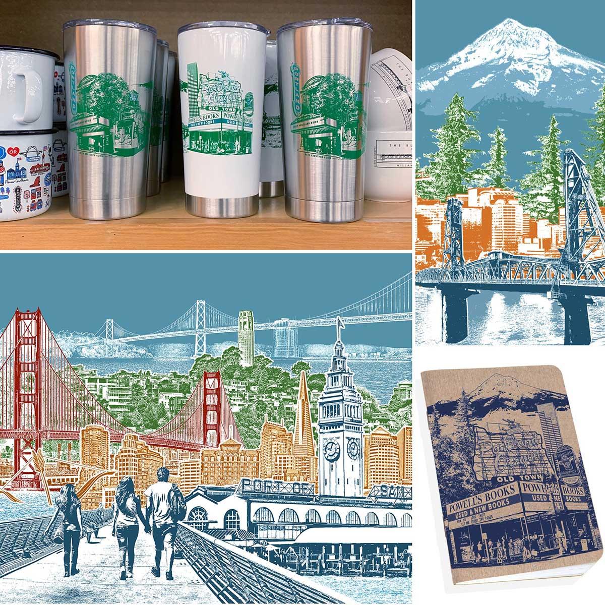 UrbanRetrospectives Art Product Line