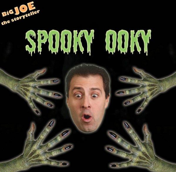 Spooky Ooky CD