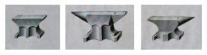 German blacksmith anvils for sale church windows double horned