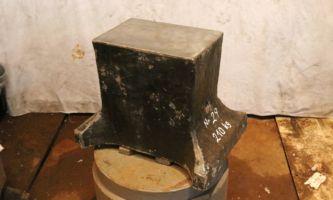462 lb $2,100 German Saw Maker's anvil