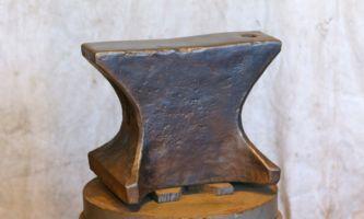 220 lb $800 German hornless anvil 19th century