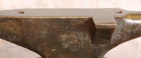anvils for sale anvil side shelf on German double horn blacksmith anvils