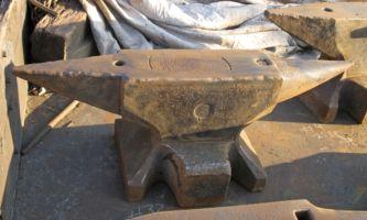 488 lbs $1,750 North German anvil 1895