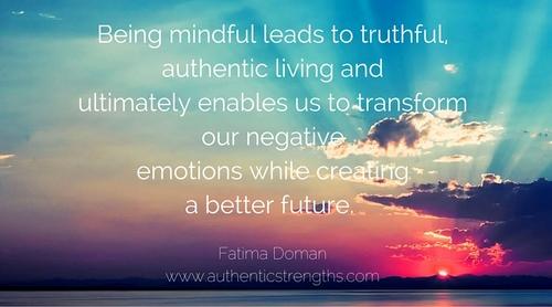 Mindful Emotions