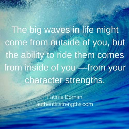 Ride the Wave to Strong Performance