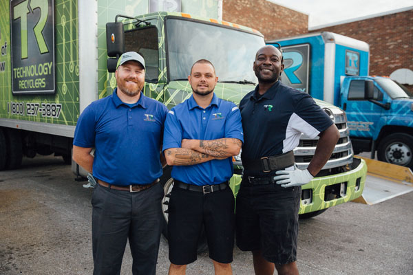 Computer electronics recycling indianapolis technology recyclers friendly drivers
