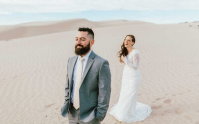 Formals at the Sand Dunes