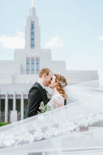 love brittny draper wedding lds