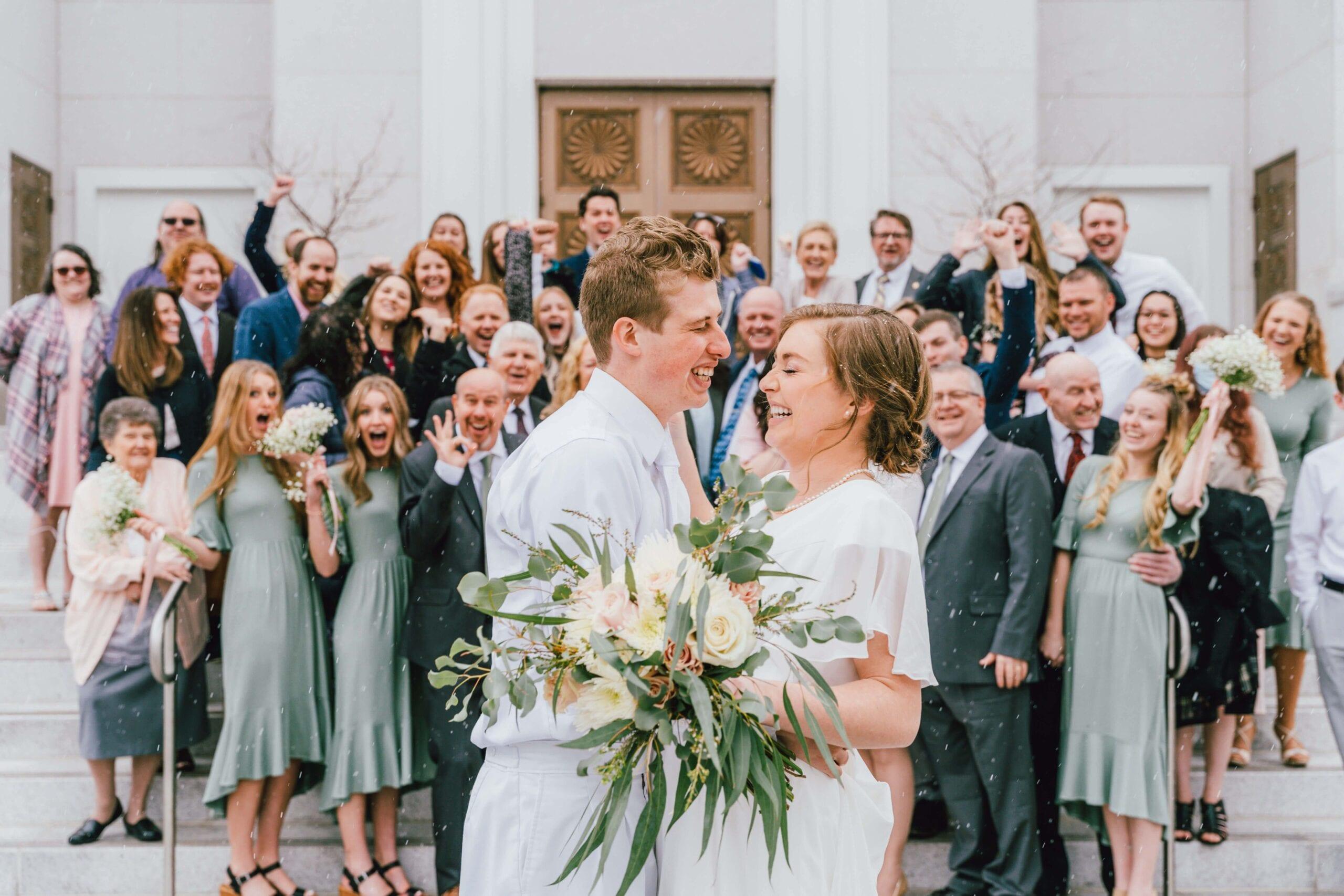 love brittny bountiful utah temple wedding beautiful