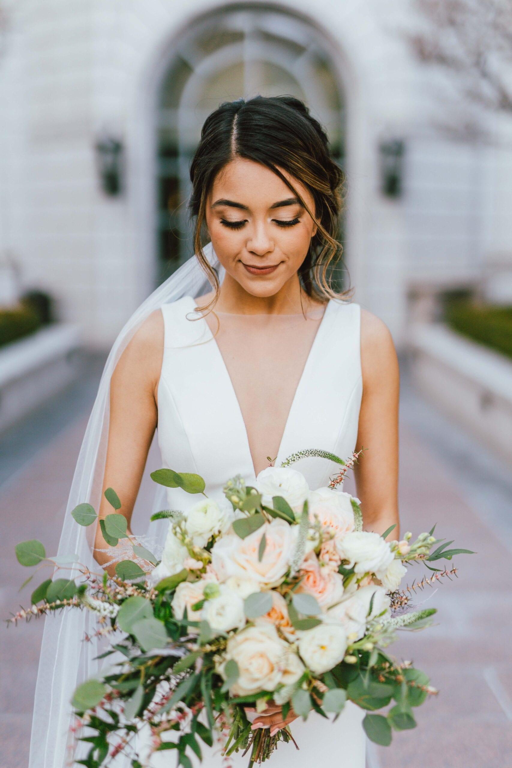 love brittny wedding at grand america hotel picture bride