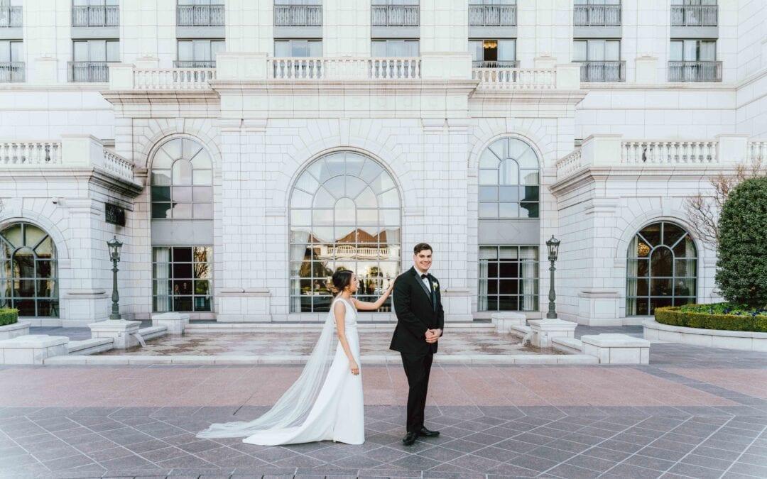 Grand America Hotel Wedding Photography