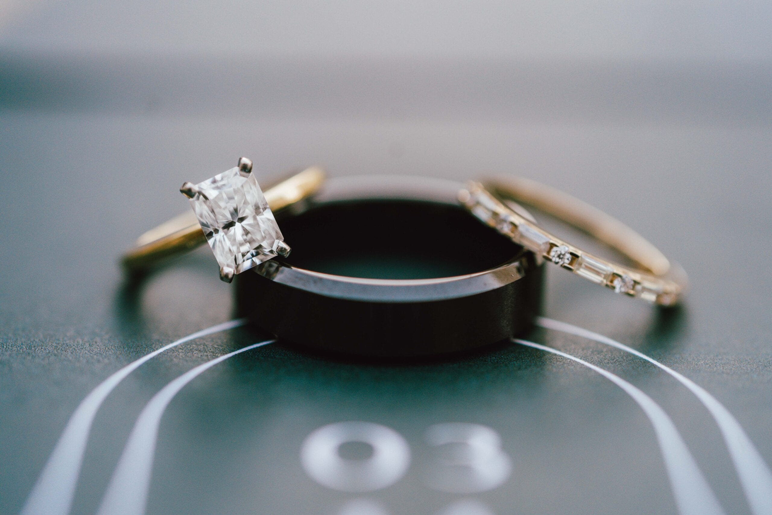 love brittny jared and phoenix wedding rings