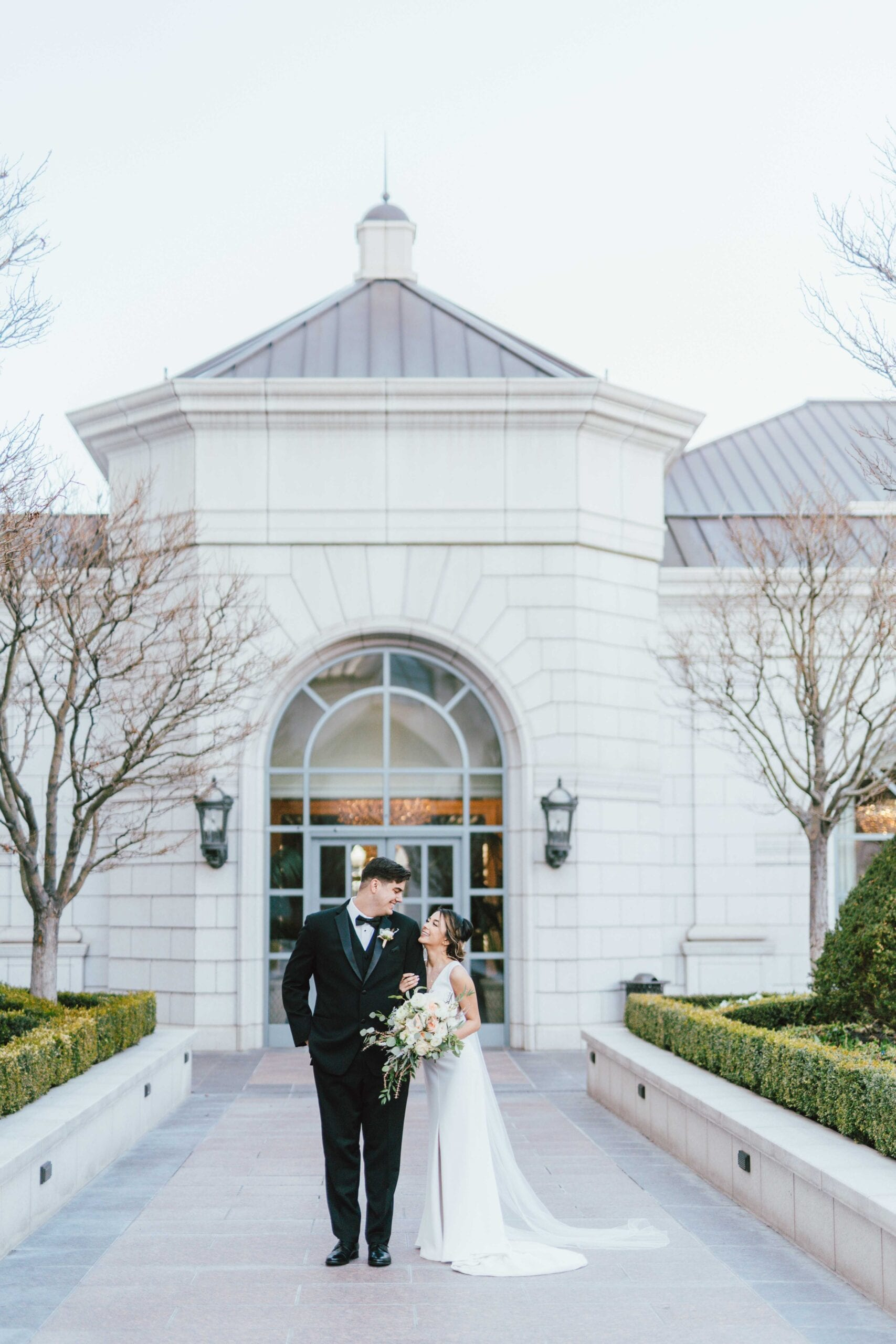 love brittny wedding at grand america hotel picture wedding wide