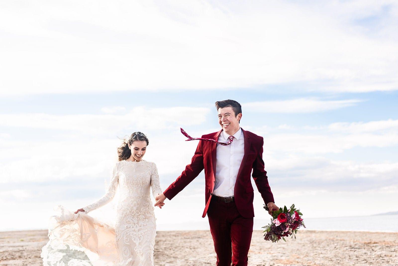 love brittny wedding photography antelope island
