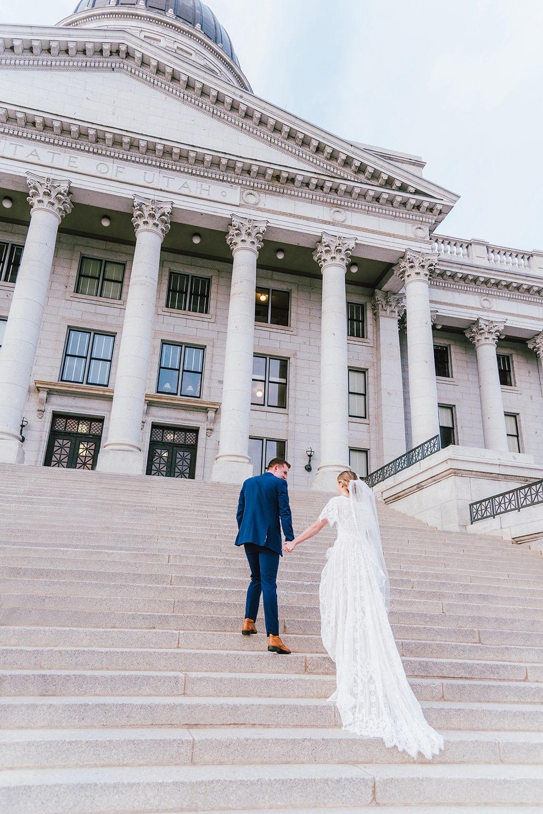 love brittny capitol building