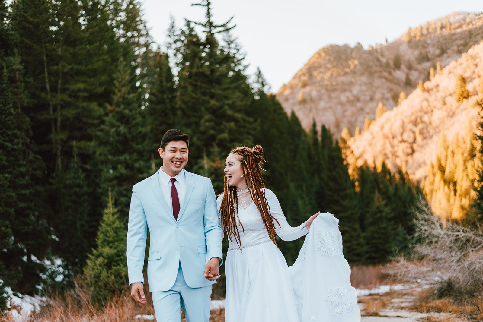Love Brittny wedding photography jordan pines