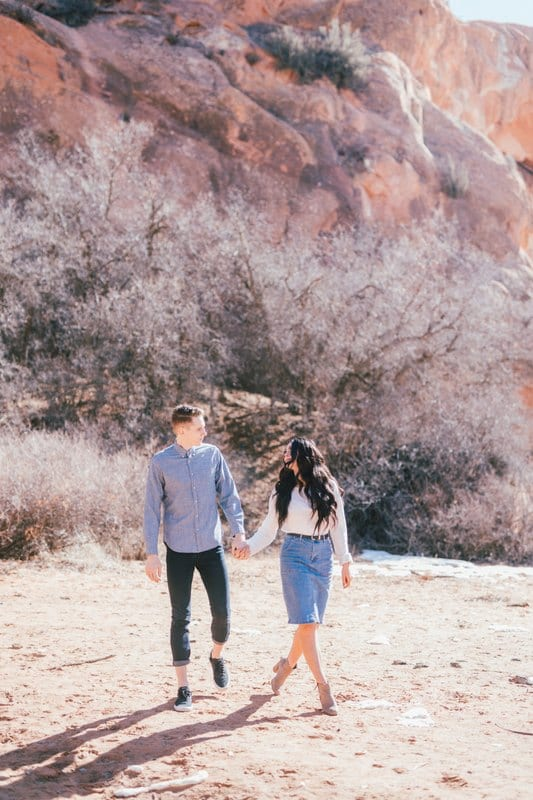 Love Brittny wedding photography red ledges