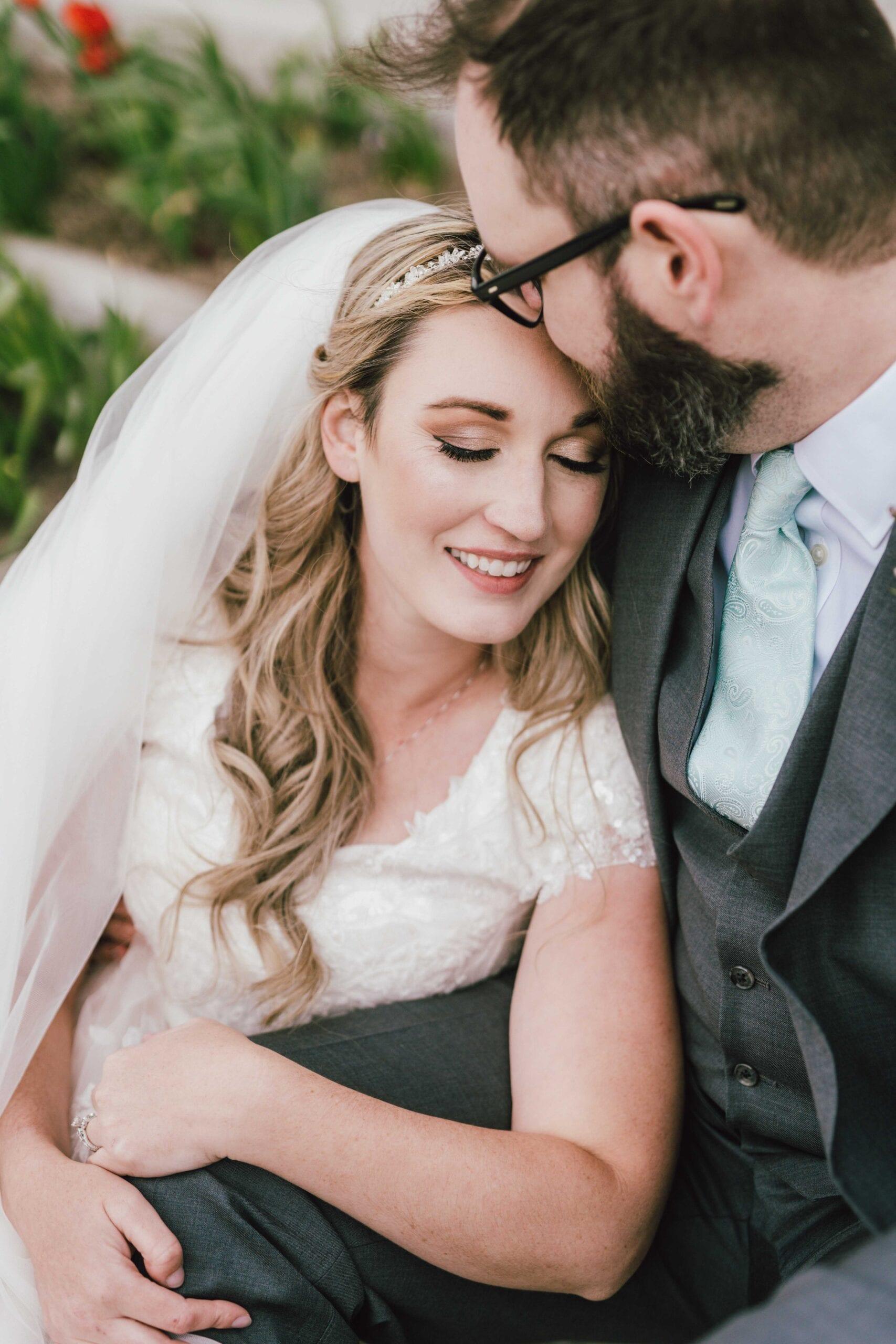 love brittny lds temple wedding love