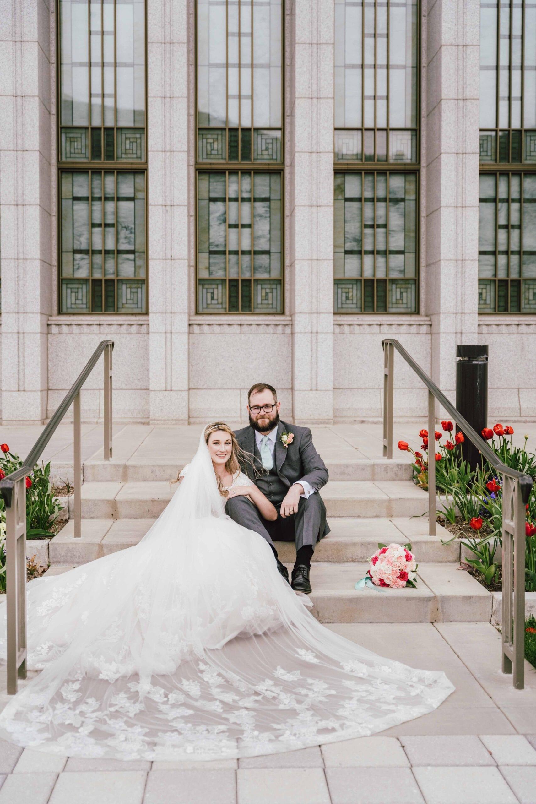 love brittny lds temple wedding sitting