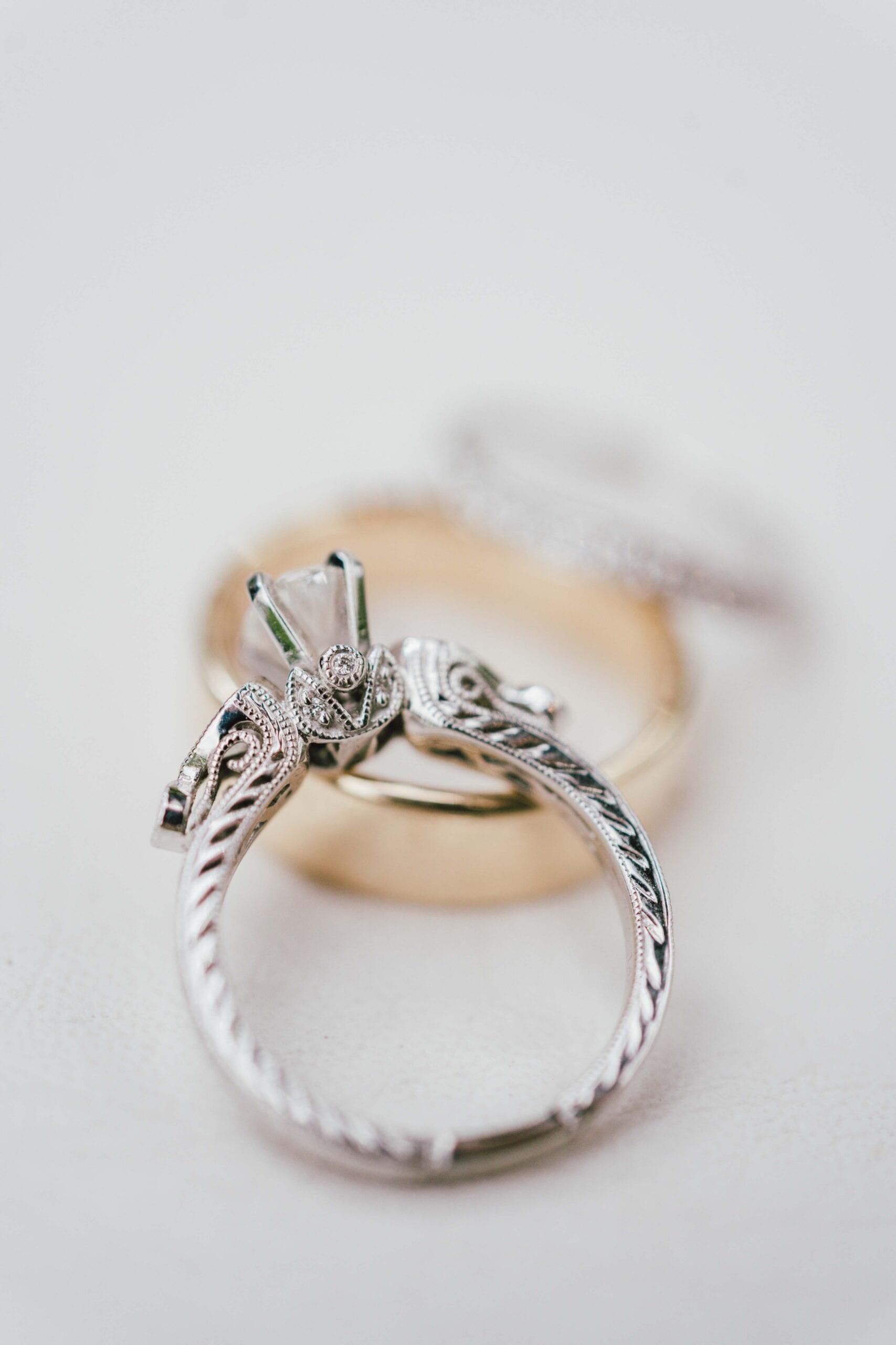 love brittny wedding rings