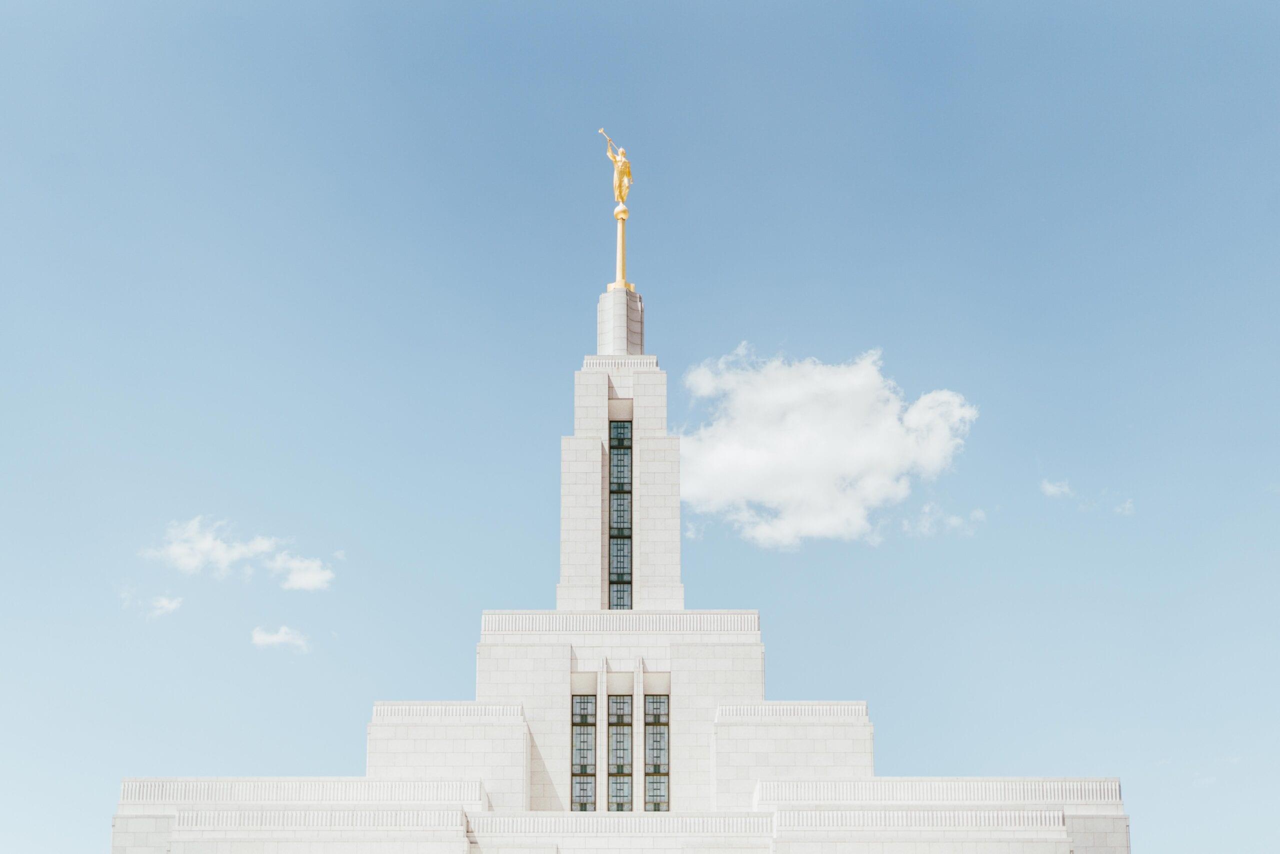 lds temple mormon