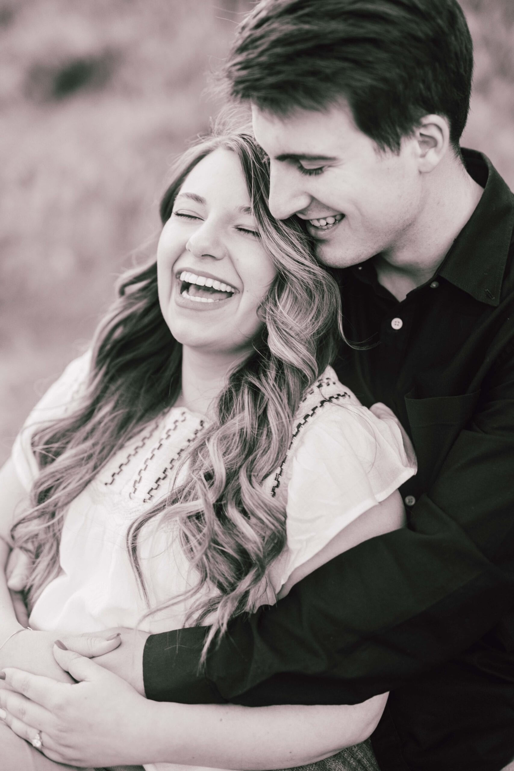 love brittny mountain engagements