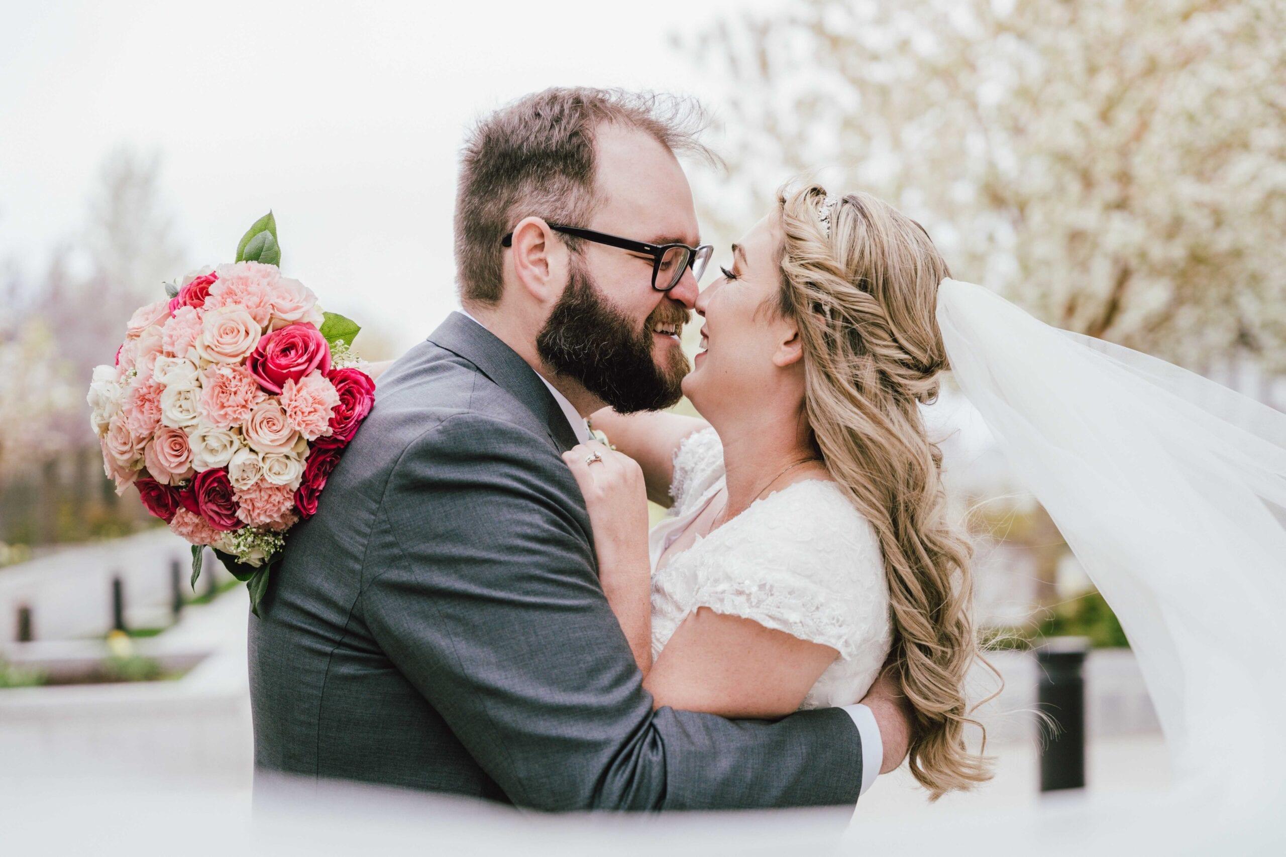 love brittny lds temple wedding bridal