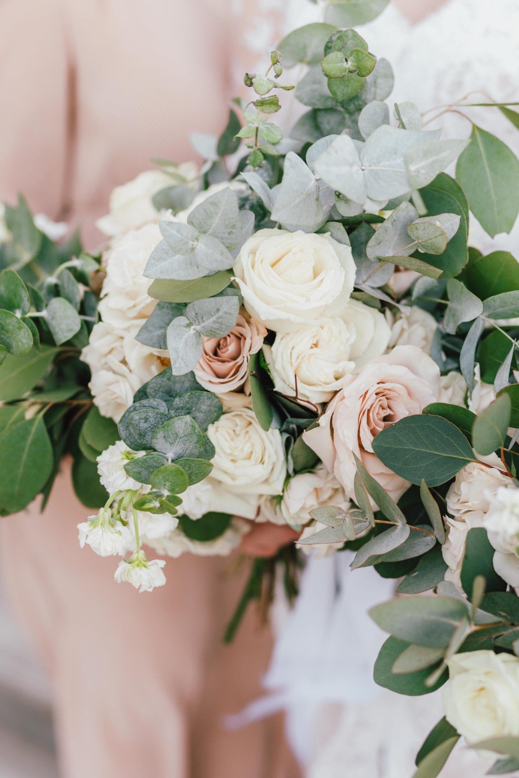 draper utah temple wedding flowers