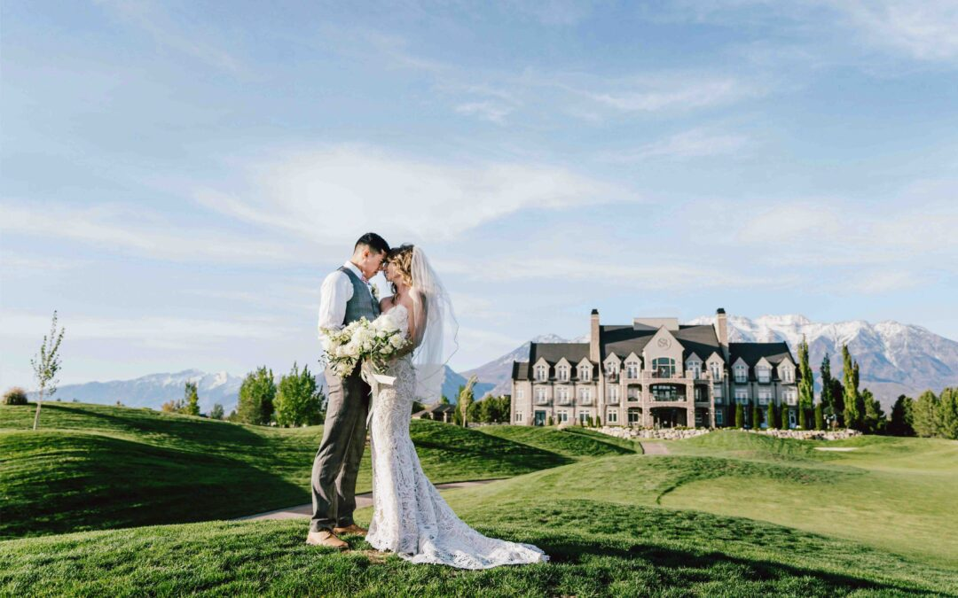Jessica + Josh | A Sleepy Ridge Golf Course Wedding