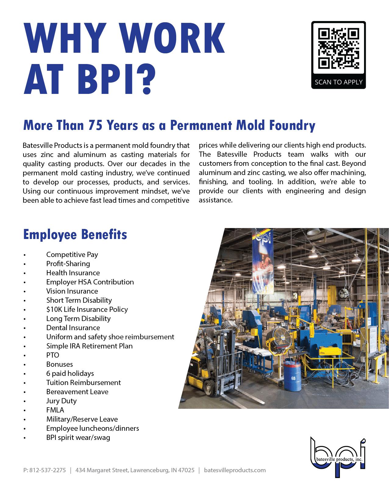 bpi benefits