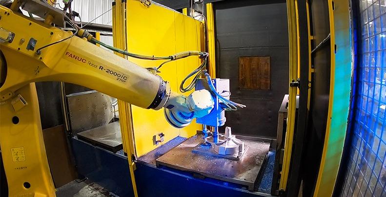 robotic saw