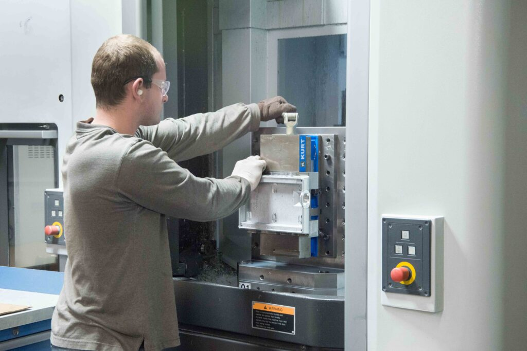 machining castings