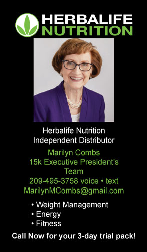 Marilyn Combs, Herbalife