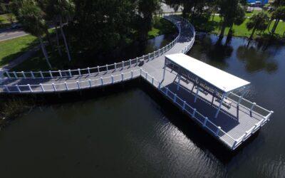 Orange Lake Docks
