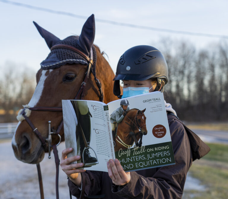 Jumper Nation – The Best Horse Books to Gift this Holiday Season