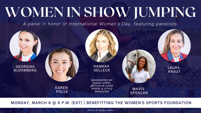 Bloomberg, Kraut, Selleck, Spencer and Polle to Share Their Stories and Insight in Honor of International Women's Day