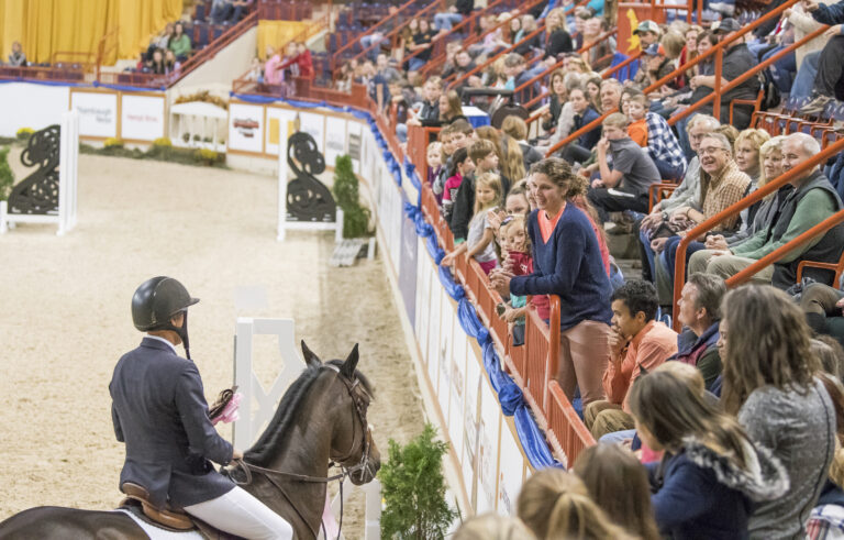 Pennsylvania National Horse Show Returns to PA Farm Show Complex for 75th Anniversary