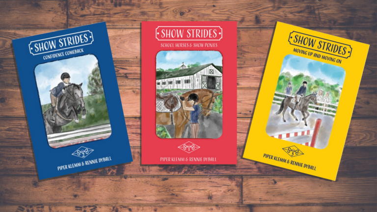 Show Strides Book Four Now Available for Pre-Order