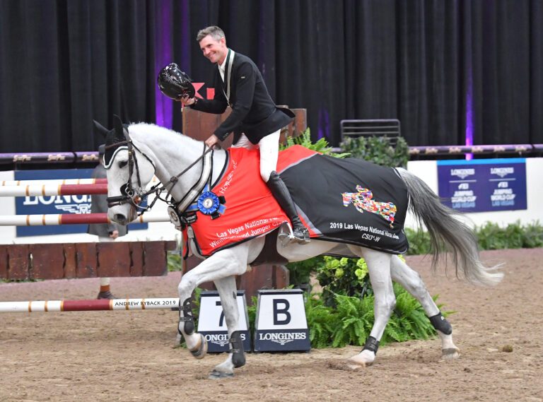What You Need to Know About the Las Vegas National CSI4*-W